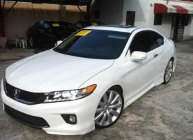 Honda Accord EX-Coupe 2013