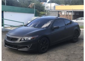 Honda Accord EX-L Coupe