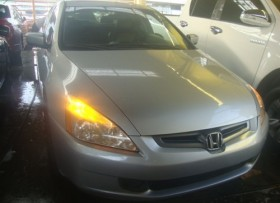 Honda Accord EXL 2004