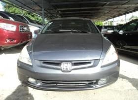 Honda Accord EXL 2004