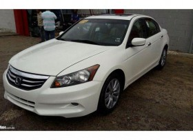 Honda Accord EXL 2011 Full