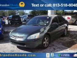 Honda Accord Sedan 2005