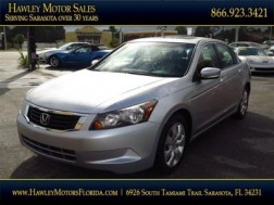 Honda Accord Sedan 2008