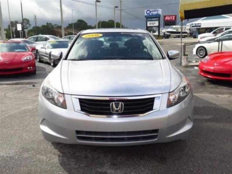 Honda Accord Sedan 2008