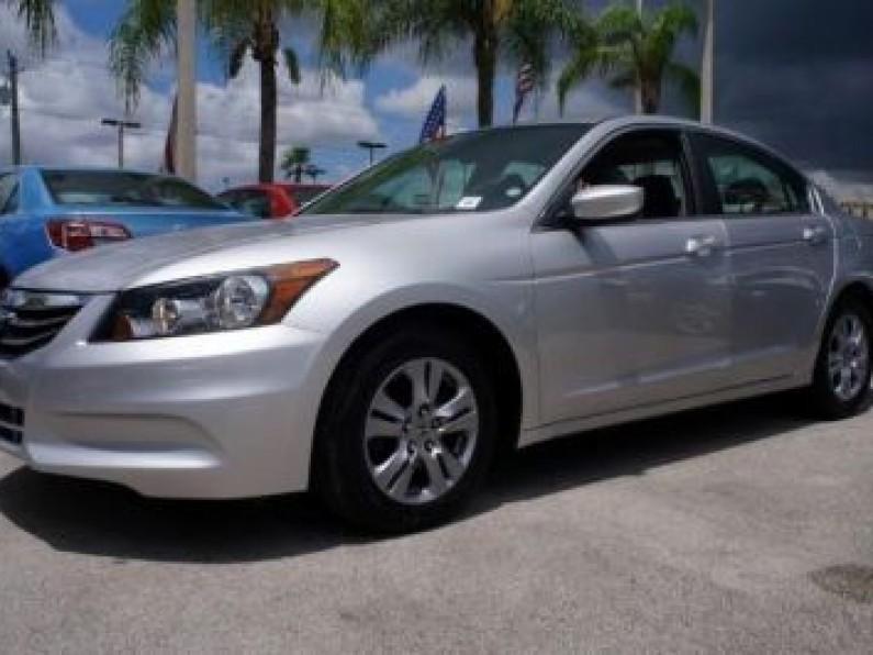 Honda Accord Sedan 2012 En Florida Miami