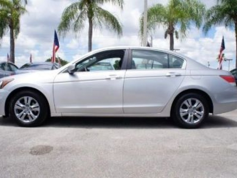 Honda Accord Sedan 2012 En Florida Miami