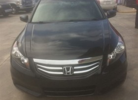 Honda Accord Special Edition 2012