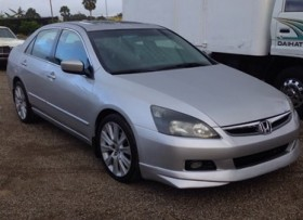 Honda Accord V6 2006