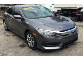 Honda CIVIC 2016 LX