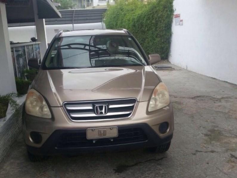Honda CR-V 2005 4WD
