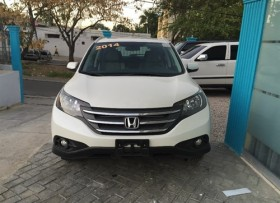 Honda CR-V Limited 2014