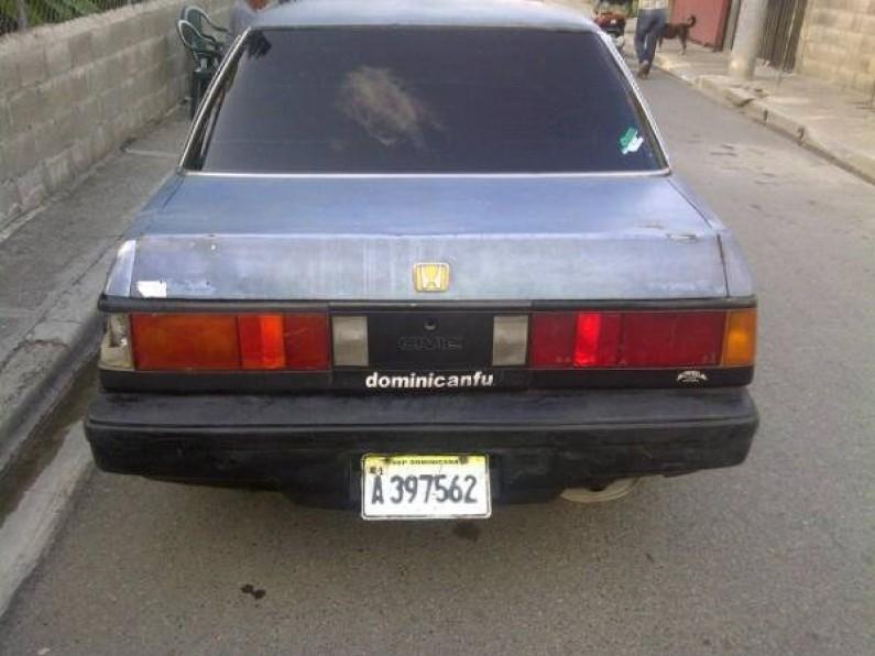 Honda Civic 1984