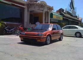 Honda Civic 1986 En Azua