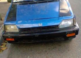 Honda Civic 1986 Gas