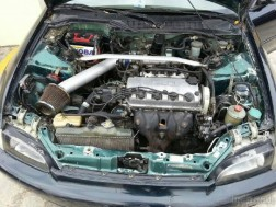 Honda Civic 1992 Balleno