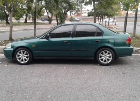 Honda Civic 1999 Americano