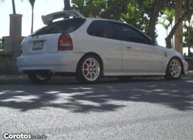Honda Civic 2000 Ek En San Pedro Macoris