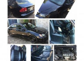 Honda Civic 2001 impecable