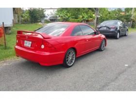 Honda Civic 2002 Dx 3500