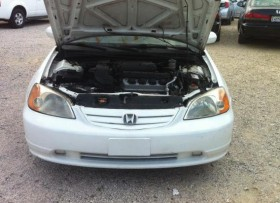 Honda Civic 2002 Si EP3 Hatchbag