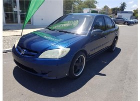 Honda Civic 2004 LX