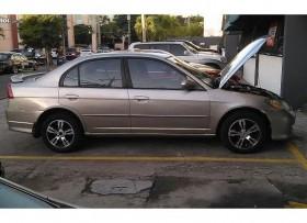 Honda Civic 2004 versión amaricana