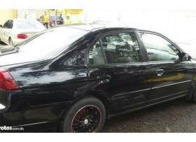 Honda Civic 2005 Negro