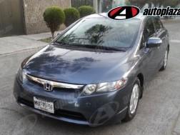 Honda Civic 2007 4p Cvt Ex Hybrid