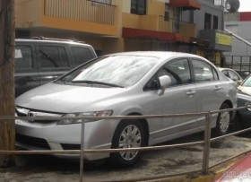 Honda Civic 2009 Gris