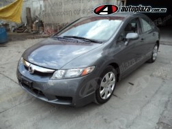 Honda Civic 2011 4p Dmt Lx Sedan 5vel