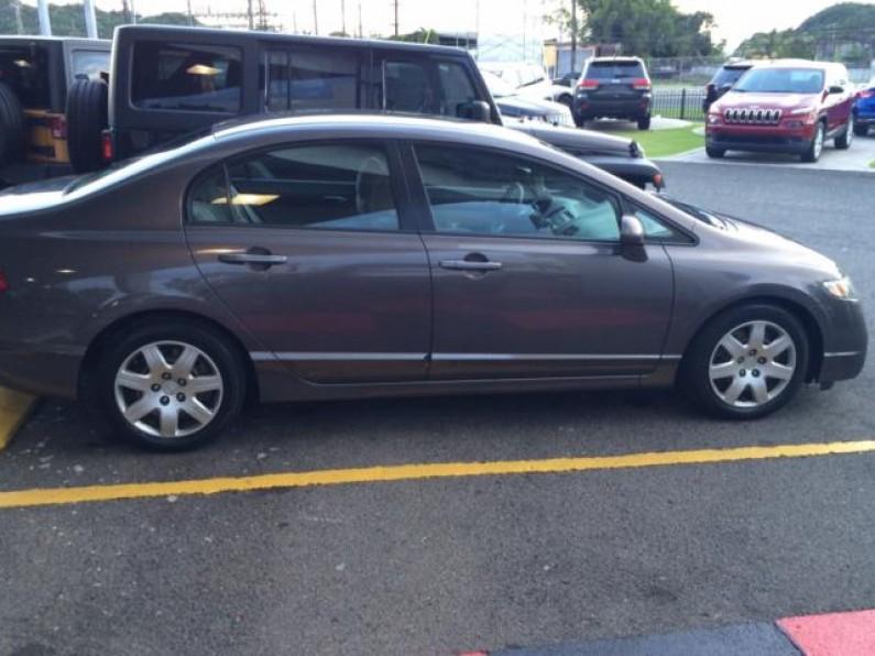 Honda Civic 2011 LO QUE BUSCABA