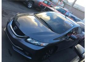 Honda Civic 2015 Chalcole Óptimas Condiciones