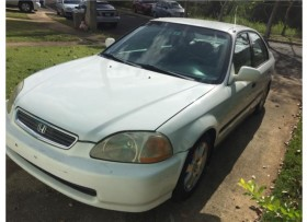 Honda Civic 4 pts 1996