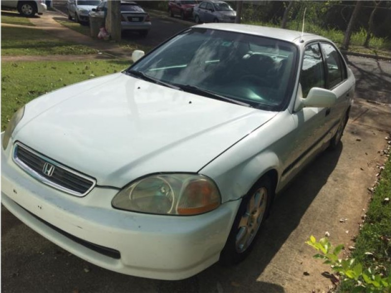 Honda Civic 4 pts 1996