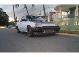 Honda Civic 84 20 turbo