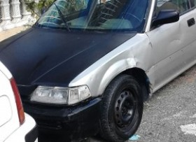Honda Civic 88 Gas RD55000 NEG