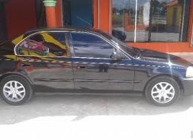 Honda Civic 91 Buenas Cnd Aire Gas Y