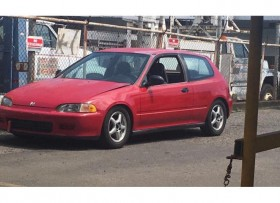 Honda Civic 93