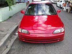 Honda Civic 94 Motor Ferio 2000