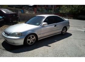 Honda Civic 96 250000
