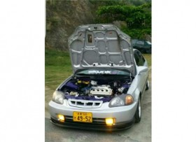 Honda Civic 97