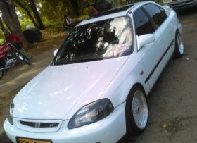 Honda Civic 98 Full americano