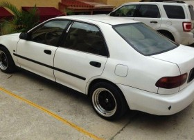 Honda Civic Balleno 93