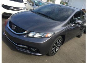Honda Civic Bien Cuidado