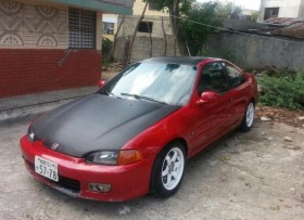 Honda Civic Coupe 95