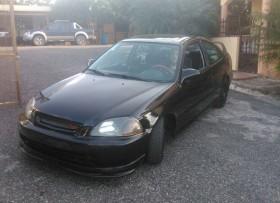 Honda Civic Coupe 98