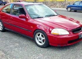Honda Civic Coupe Nitida Año 98