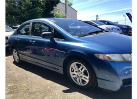 Honda Civic DX-VP 2010