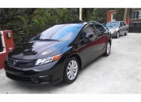 Honda Civic EX 2012 Aut AC Sunroof