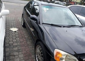 Honda Civic EX Americano Con Sunroof